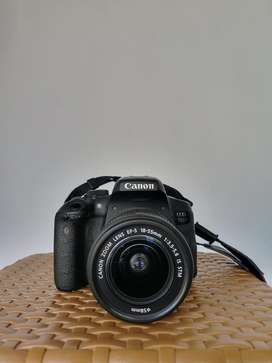 Canon EOS 750D + Battery Wasabi