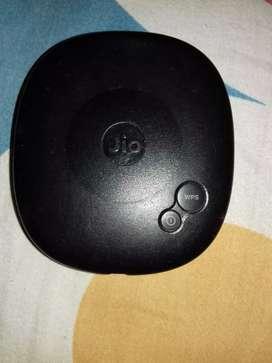 Jio fi not in use
