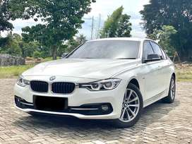 JUAL CEPAT !! BMW 320i Sport F30 2016 TOP !!! # c250 ft86 Accord Camry