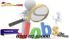 Form Filling Jobs For Companies, You Need Only PC / Laptop or mobiles.