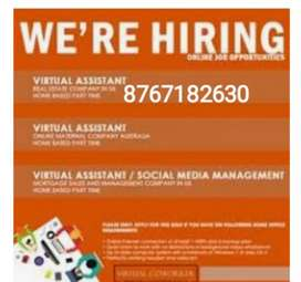 Easy and simple part time job opportunity for you
