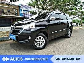[OLX Autos] Toyota Avanza 1.3 G Bensin M/T 2017 Hitam #Victoria