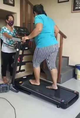 Peralatan fitness = Treadmill Fs Genova