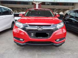 Honda HRV E At 2017 Merah