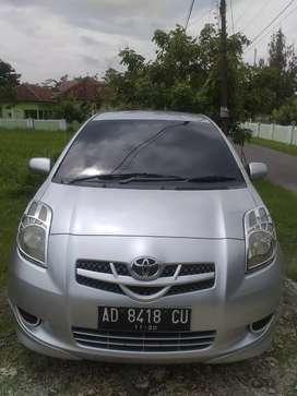 Toyota Yaris E Limited