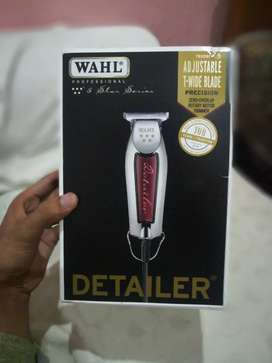 WAHL ( DETAILER ) / Hair Trimmer 100% Genuine Made in USA.