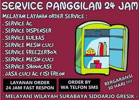 Service Kulkas dan Service Mesin Cuci & Ac Area Kalirungkut Surabaya