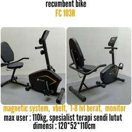 JC Sports grosir alat olaharaga >> Sepeda recumbend fit class