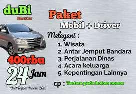 Paket Mobil + Driver