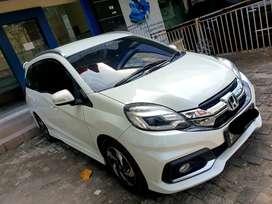 Honda Mobilio RS CVT 2014 Istimewa