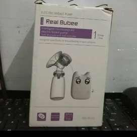 Pompa ASI merk Real Bubee Manual dan Elektrik