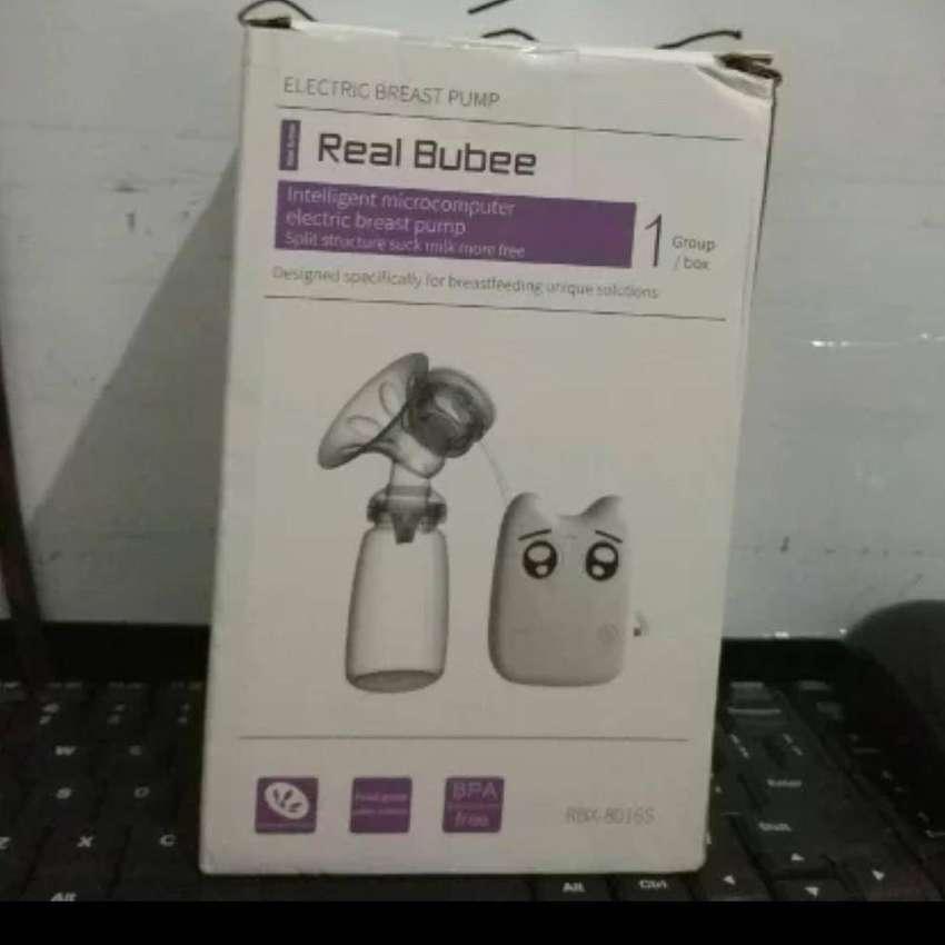 Pompa ASI merk Real Bubee Manual dan Elektrik 0