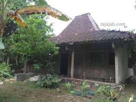 Rumah Kampung Jawa Antiq Joglo & Limasan Kayu Jati tahan gempa
