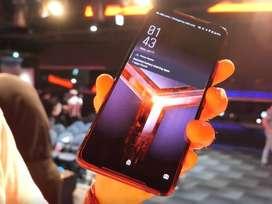 Asus ROG phone II (Black, 128 GB) (8GB RAM)  Battery- 6000mAh  Cash on