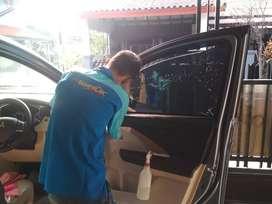 Jassa pemasangan kaca film mobil dan gedung Murmer
