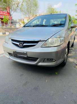 Honda City ZX vtech plus 2008 Well Maintained