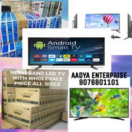 "32"" smart 40"" 24 "" all size led TV new brand available"