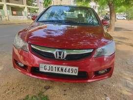 Honda Civic 1.8 V MT, 2012, Petrol