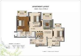 Newly launched Hero Homes 3bhk phase-2 sector 88 Mohali