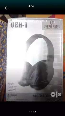 Urban Audio Headphones