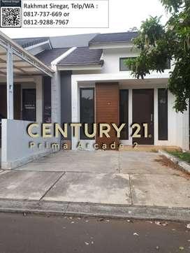 Rumah Baru dan Strategis di Graha Raya Bintaro 6533.