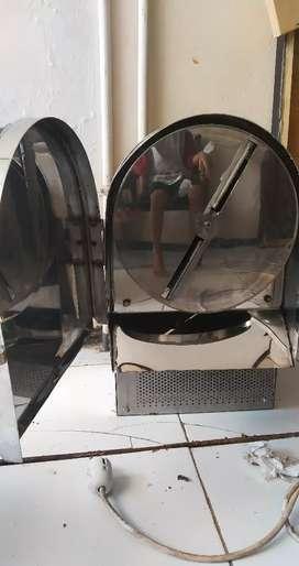 mesin keripik kentang / mesin keripik singkong MAHA MESIN