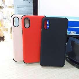 Casing Brand iPhone x/xs Case warna super tebal dan Kokoh