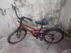 Medium sized Bicycle