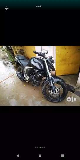 New bike ..less used