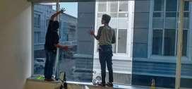 Kaca film jendela.rumah.ruko.kantor.cafe