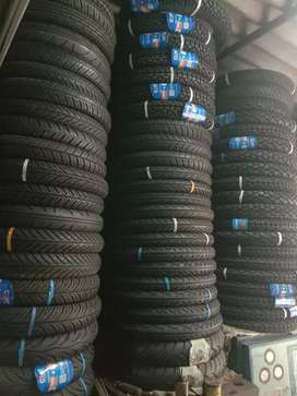 All type new and old tyre available