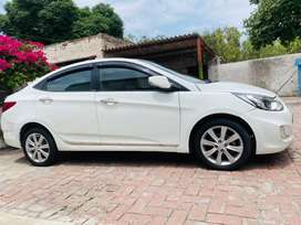 Hyundai Verna 2013 Diesel Good Condition