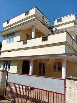 3 bhk  1650 sqft new build ready to occupy house at aluva near kombara