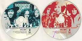CD audio ori Jimi Hendrix Experience BBC Sessions (blues - no box)