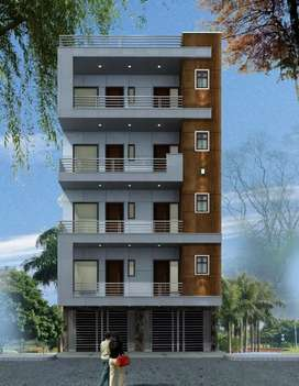 3Bhk Builder Floor Individual For Sale in Ashok Vihar Phase 1 Gurgoan.