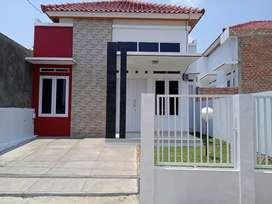 Rumah siap huni elegan harga murah di lokasi strategis bandar lampung