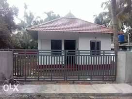 New renovated house