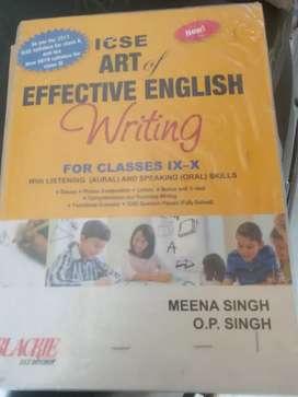 English writting (Grammar)  Class 9
