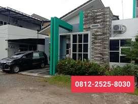 Rumah murah luas siap huni perumahan Palembang kota