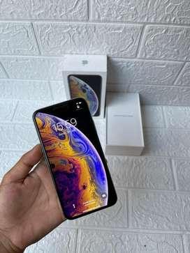iPhone Xs 64 GB Lengkap Original