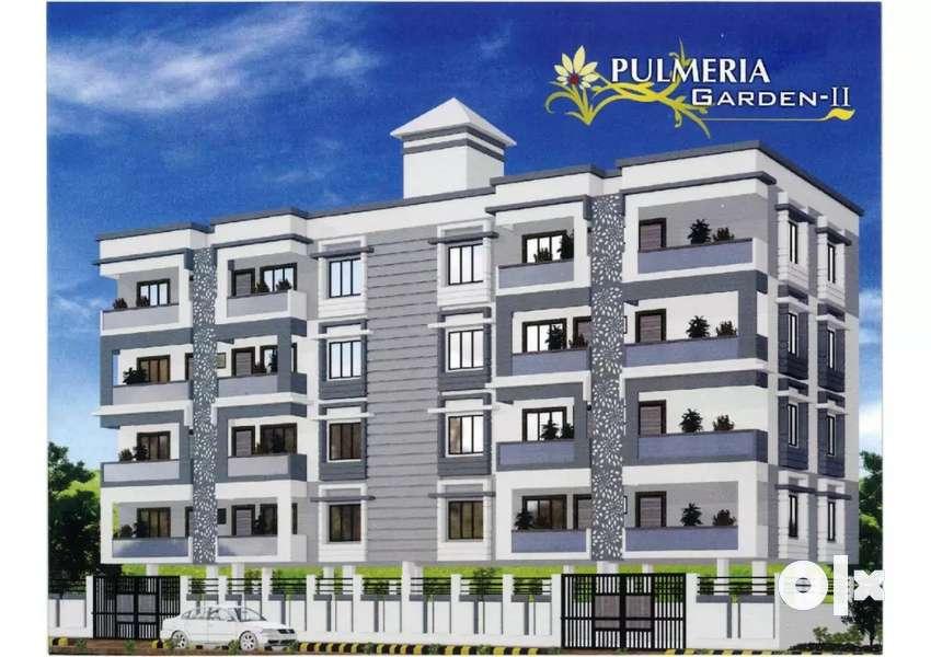 3bhk flat for sale in koradi Road 0