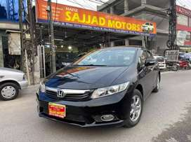 Honda Civic VTI Oriel Prosmetic UG Non Accidental