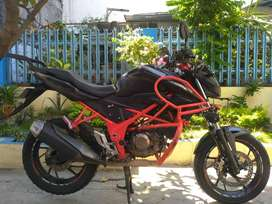 Honda CB150R Streetfire SE 2016