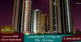 Spacious 3 BHK Luxury Flast ready to occupy for sale