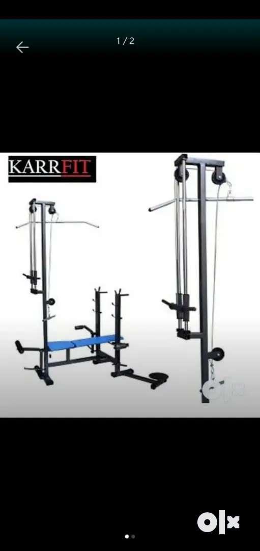 Total Gym set