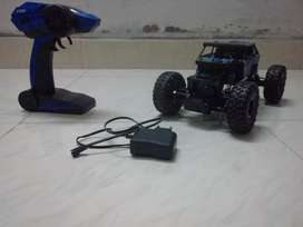 RC car one time used