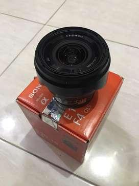 Sony 10-18 F4 OSS second bagus
