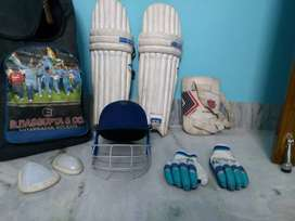 Cricket kit bag from B Dasgupta & Sports
