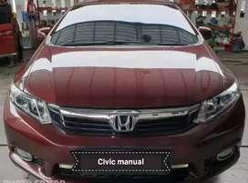 Civic 2013 manual