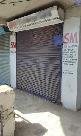 SHOP in LEKHRAJ METRO STATION ** 350 sft ** Indira Nagar **